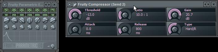 Бочка: слой 2, компрессор