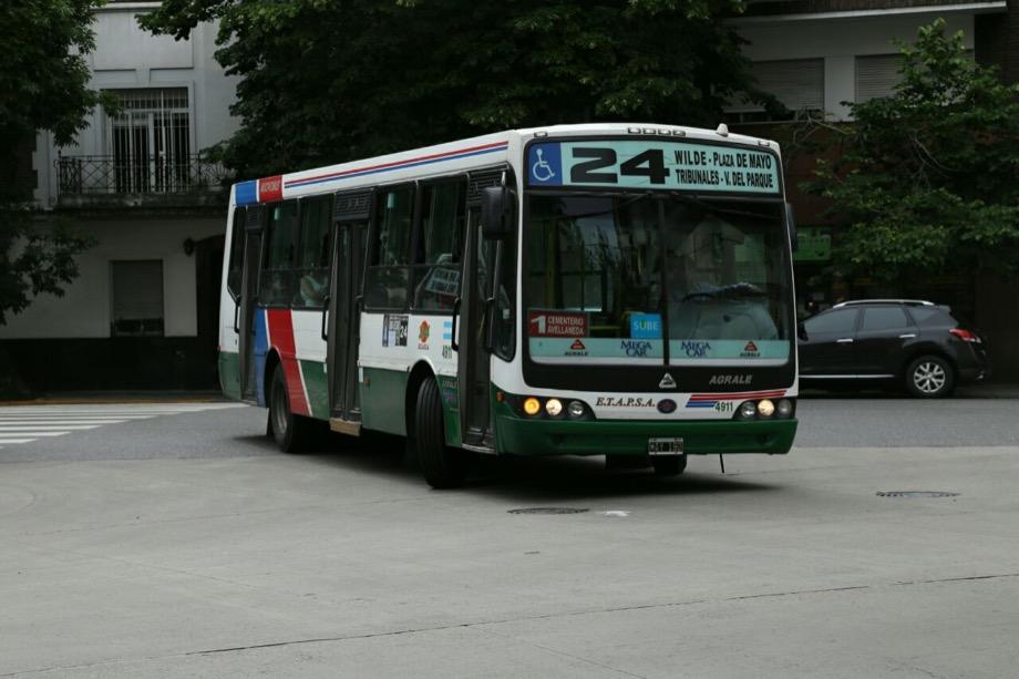 Автобусы Буэнос-Айреса