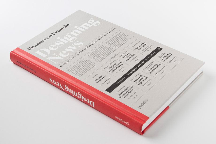 Книга Франческо Франки «Дизайн новостей»