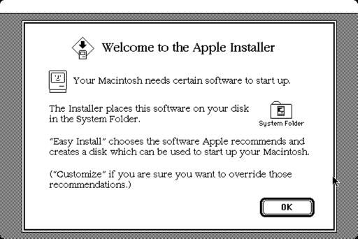 Классический Мак в браузере