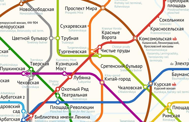 подписи Тургеневской: