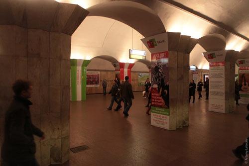Реклама и метро