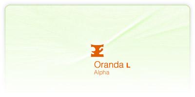 e2 Oranda L Alpha
