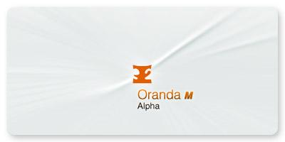 e2 Oranda M Alpha
