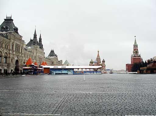 Безопасность на Красной площади