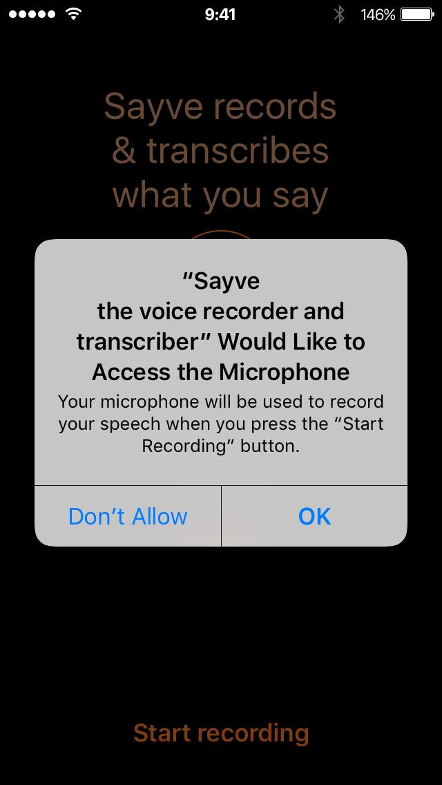 Ай-ОС спрашивает про микрофон