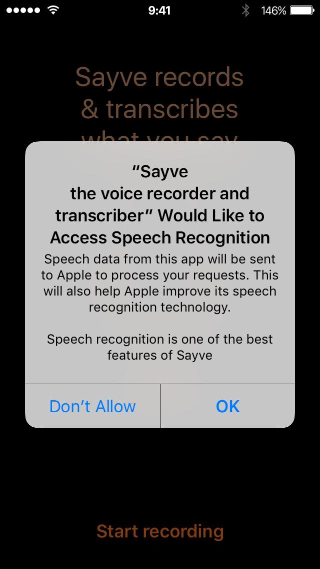 Ай-ОС спрашивает про распознавание речи