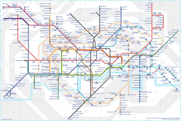 Как передвигаться по Лондону