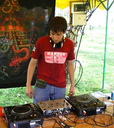 DJ PhaseIn из Саратова